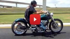 Honda Shadow Spirit Chopper