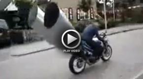 World's Biggest Motorcycle Exhaust