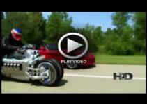 Dodge Tomahawk Chopper vs Dodge Viper
