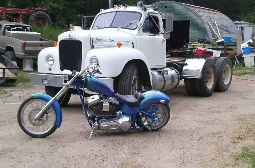 2005 BMC Chopper | Motorcycle