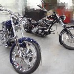 Custom Choppers by Scott