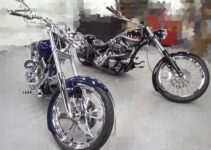 Couple Builds Custom Choppers | Motorcycles