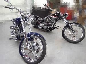 Custom Choppers by Scott