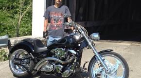 Yamaha Road Star Midnight | Motorbike