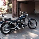 1998 Wide Glide Motorcycle
