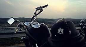 Motorcycle Chilling | Choppers