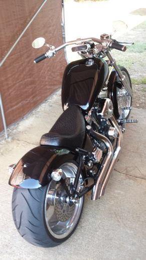 2002 Panzer Motorcycle