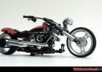 Lego Harley David