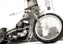 Steves Custom Chopper