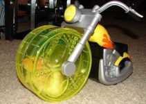 Hamster Power Bike