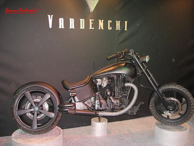 Vardenchi Chopper