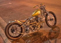 Miami Ink Chopper