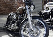 Harley Davidson City Chopper