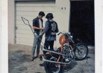 Old School Bikers