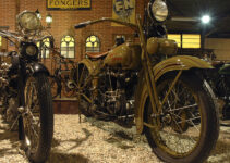 Harley Davidson Antique