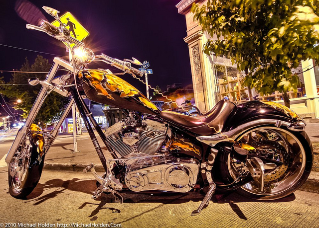 HDR Chopper
