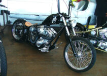 West Coast Choppers Bike