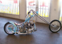 Sweet California Motorcycle