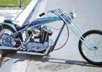 Crotch Rocket Chopper