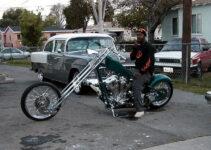 Teal Chopper