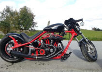 Leather Craft  Sportster