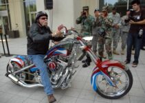 Full Patriot Chopper