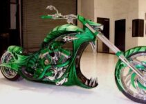 Mean Green Machine Chopper