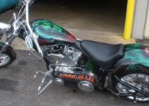 Zombie Killer Chopper