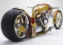 Gold Plated Chopper