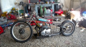 Old Skool Feel Chopper