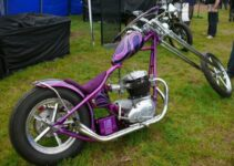 Soft Purple Chopper