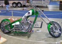 Ryder Cup Custom Chopper