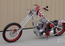 Chopper Sputhe 104ci Springer