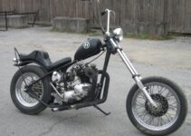 1969 Walking Dead Chopper