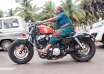 Serious Bike Mama