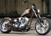 Bob's Brown Chopper