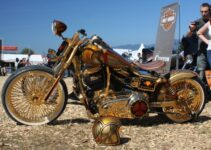 Gnarly Gold Chopper