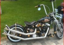 Awesome Harley Davidson Chopper