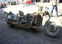 Dirty Old Chopper