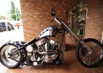 Killer Art Detailed Chopper