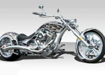 Big Bear Athena Prostreet Chopper