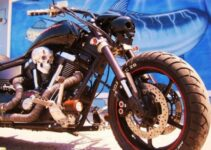 Skull Warrior Chopper