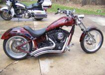 Harley Superglide 2008