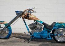 Custom Built GEICO Chopper