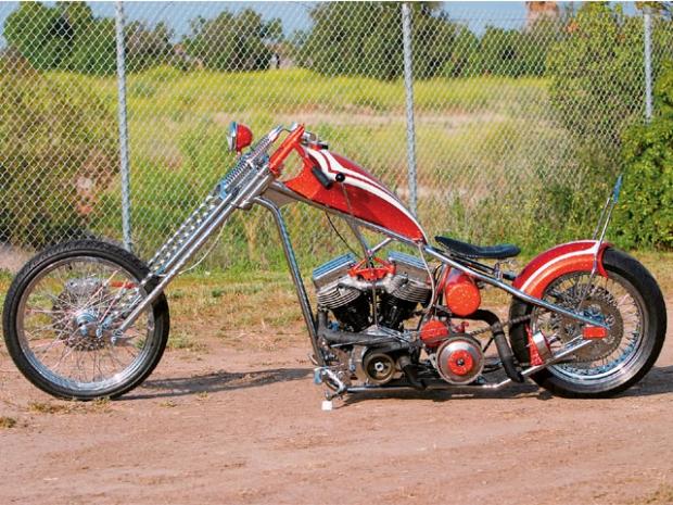 Pin Chopper Custom