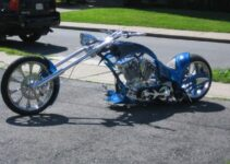 2006 Award Winning Chopper