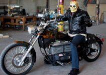 Halloween Rider!