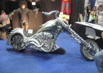 Ghost Rider Chopper