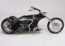 Lightning Bolt Chopper