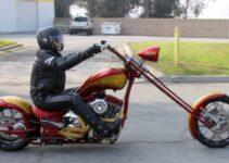 Big Bear Ride Chopper